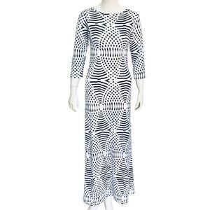 AMERICAN TWIST | Los Angeles Maxi Dress Size Large